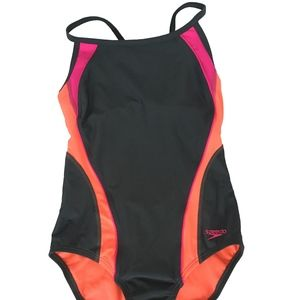 Speedo One Piece Swim Suit